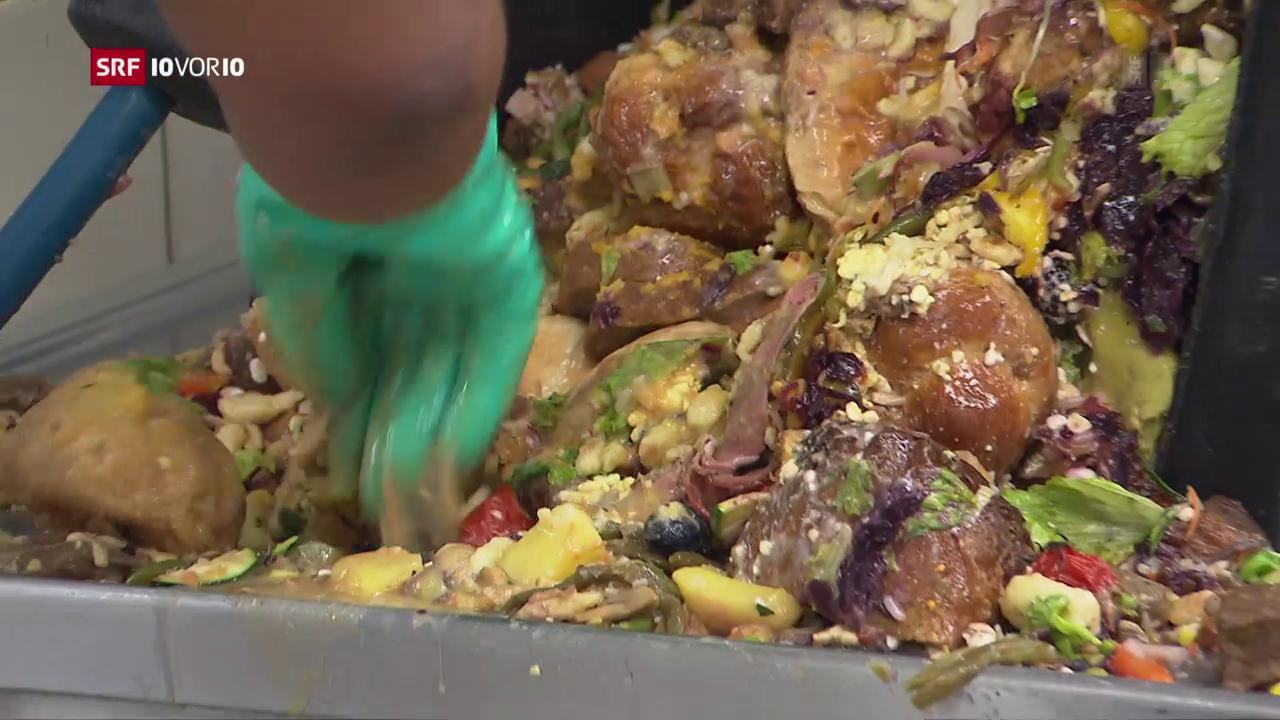 «Die Idee»: Luzerner Kantonsspital reduziert Food Waste