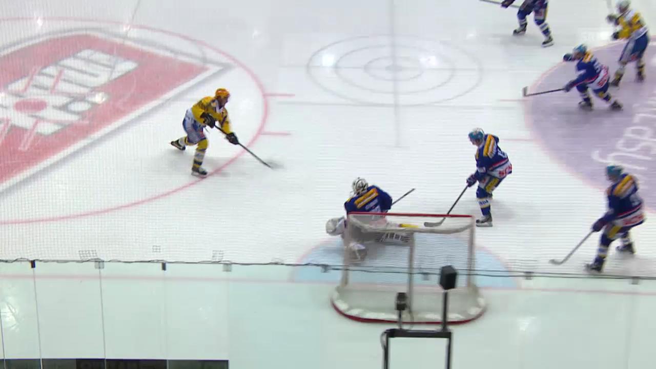 Eishockey: Playoff-Viertelfinal, Spiel 1 Kloten-Davos («sportlive», 11.03.14)