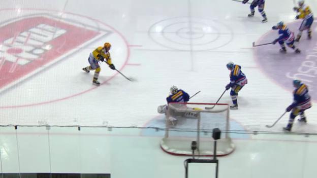 Video «Eishockey: Playoff-Viertelfinal, Spiel 1 Kloten-Davos («sportlive», 11.03.14)» abspielen