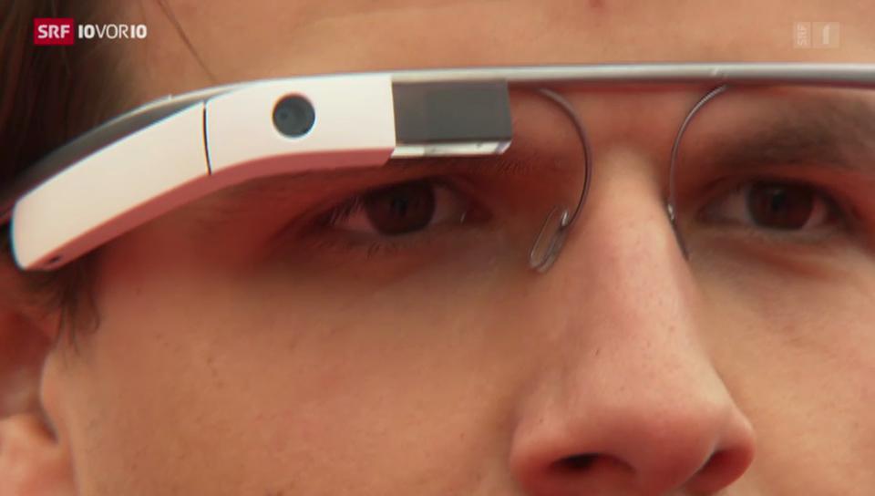 Walliser forschen an Google-Brille