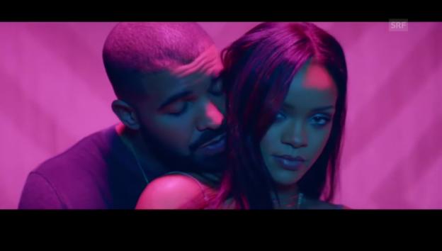 Video «Videoclip: Rihanna ft. Drake «Work»» abspielen