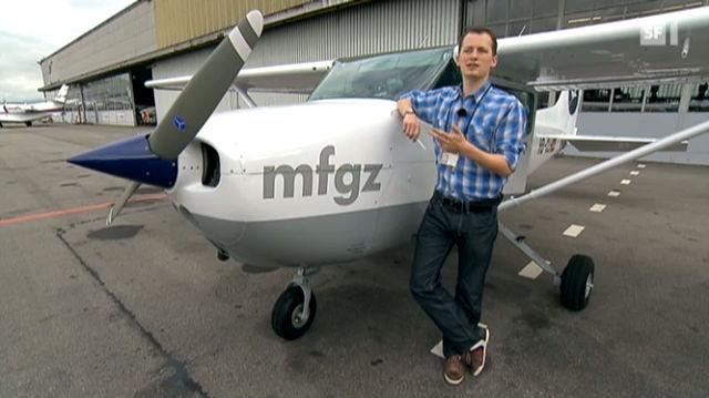 Michael Weinmann in der g&g-Serie «Promis und ihre Hobbies» vom 17. September 2012