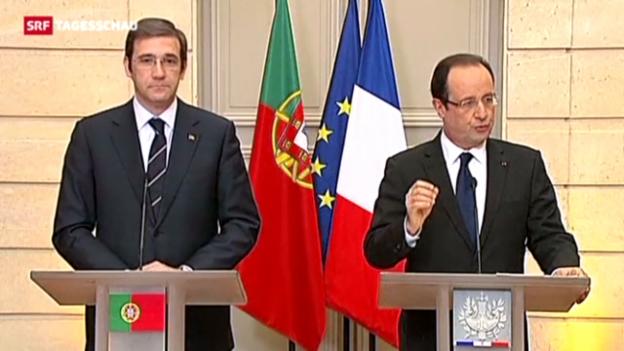 Video «Neue Belastungsprobe für Frankreich und Algerien» abspielen