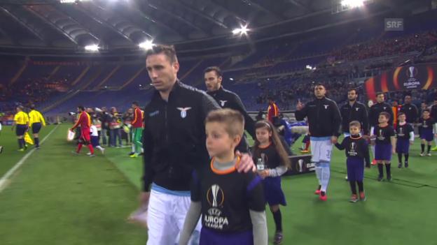 Video «Lazio Rom - Galatasaray Istanbul» abspielen