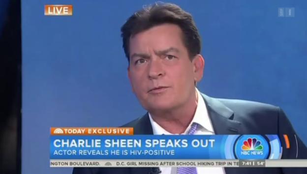 Video «Charlie Sheen ist HIV-positiv» abspielen