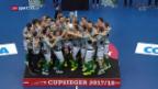 Video «Wiler-Ersigen und Piranha Chur triumphieren im Cupfinal» abspielen