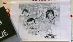 Video «Satire in der Türkei – «Leman» ehrt Kollegen von «Charlie Hebdo»» abspielen
