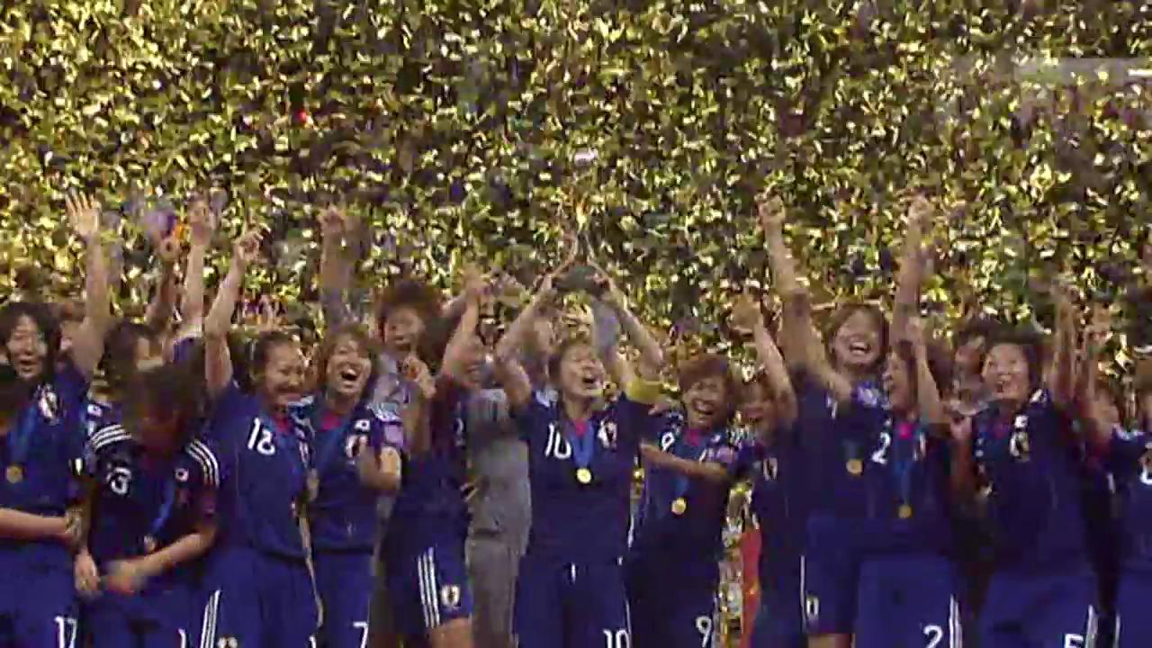 Fussball: WM-Final 2011