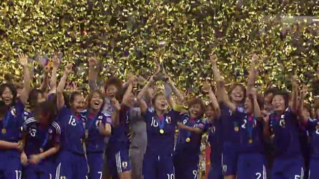 Video «Fussball: WM-Final 2011» abspielen