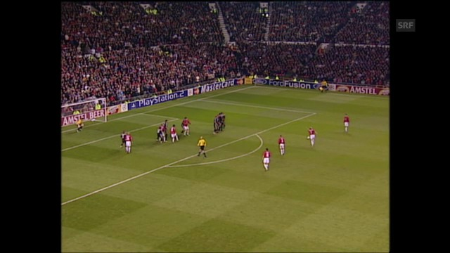 Real - ManUnited: Das letzte Duell
