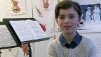 Video «Genie an der Geige: Audrey Haenni» abspielen