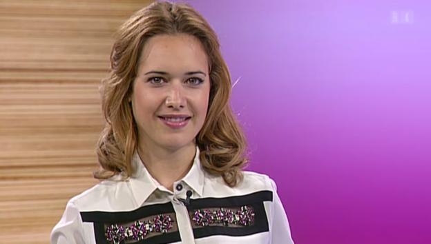 Video «glanz und gloria vom 09.09.2014» abspielen
