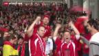 Video «Schlaflose Nächte für Fussballfans» abspielen