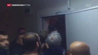 Video «Erdogan verhaftet HDP-Vorsitzende» abspielen