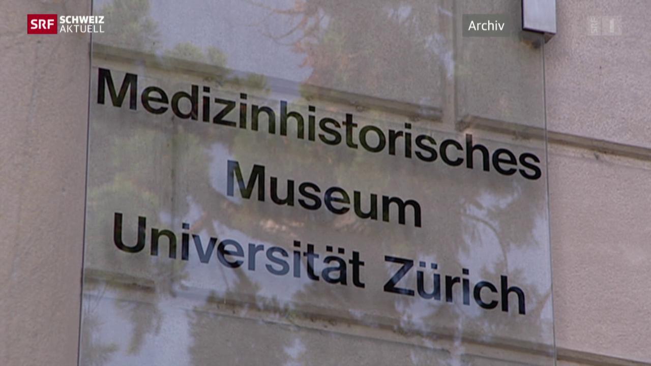 Uni Zürich hat Christoph Mörgeli unrechtmässig entlassen