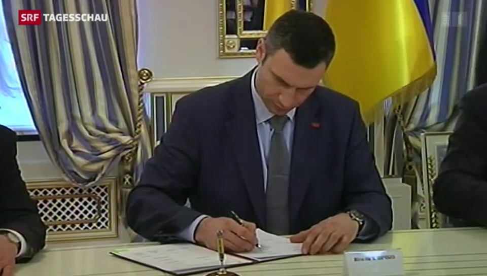 Kompromiss in der Ukraine