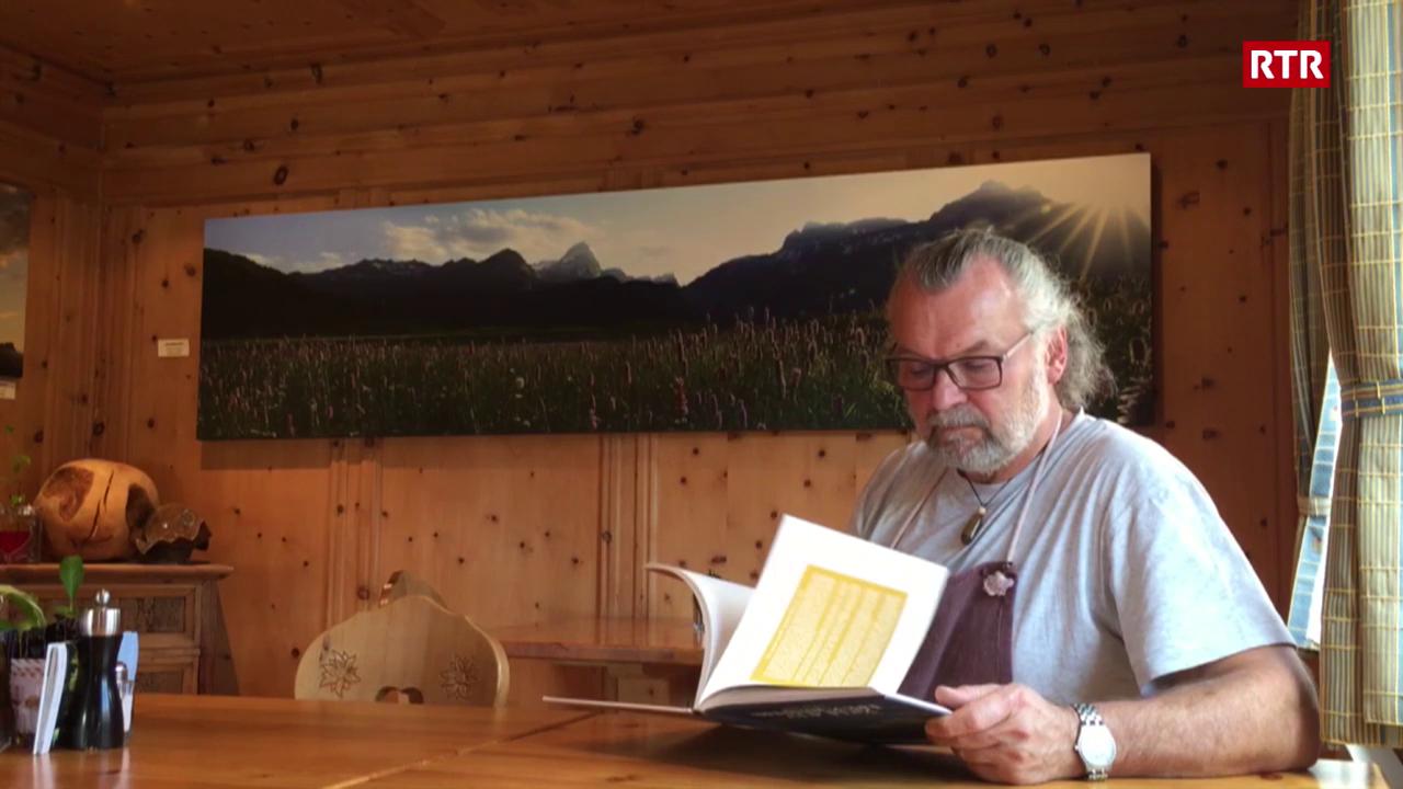 L'ustier Werner vom Berg ha edì in cudesch cun fotos e recepts
