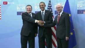 Video «Gipfel-Treffen in Brüssel» abspielen