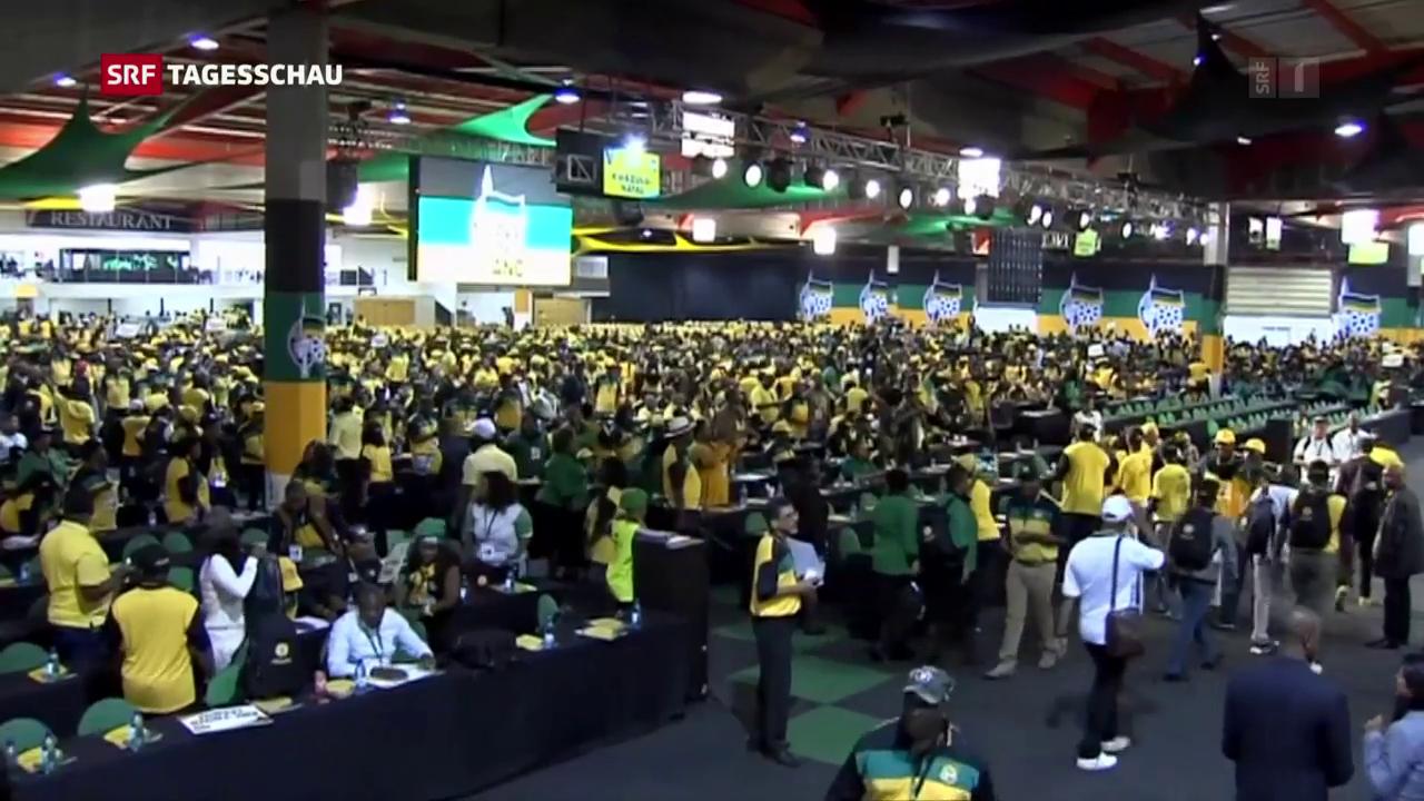 ANC wählt neuen Vorsitzenden