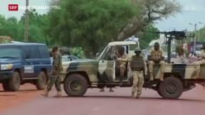 Video «170 Geiseln in Bamako» abspielen