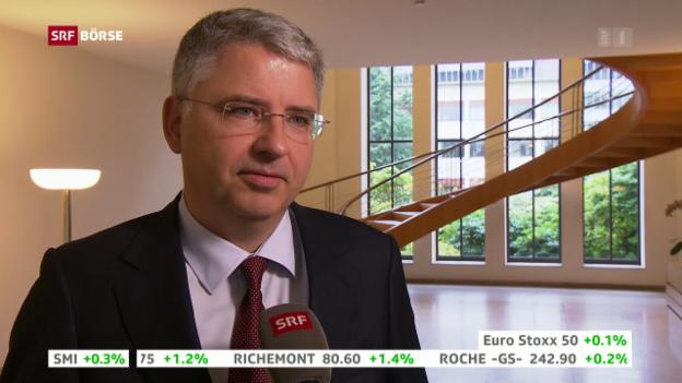 Video «SRF Börse vom 27.07.2017» abspielen