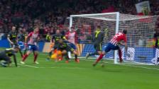 Link öffnet eine Lightbox. Video Atletico verschafft sich gute Ausgangslage abspielen