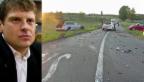Video «Jan Ullrich verursacht Autounfall» abspielen