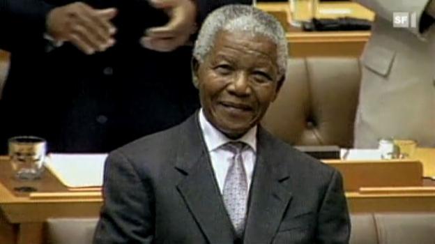 Video «Nelson Mandela: Leben für Freiheit und Versöhnung» abspielen
