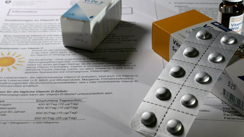 Vitamin D in der Kritik