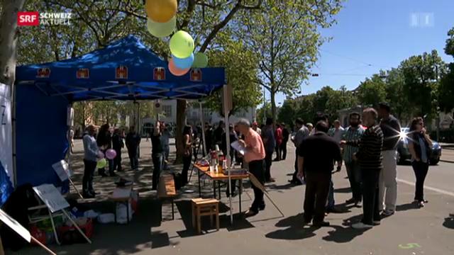 Zürcher Taxifahrer streiken für 24 Stunden