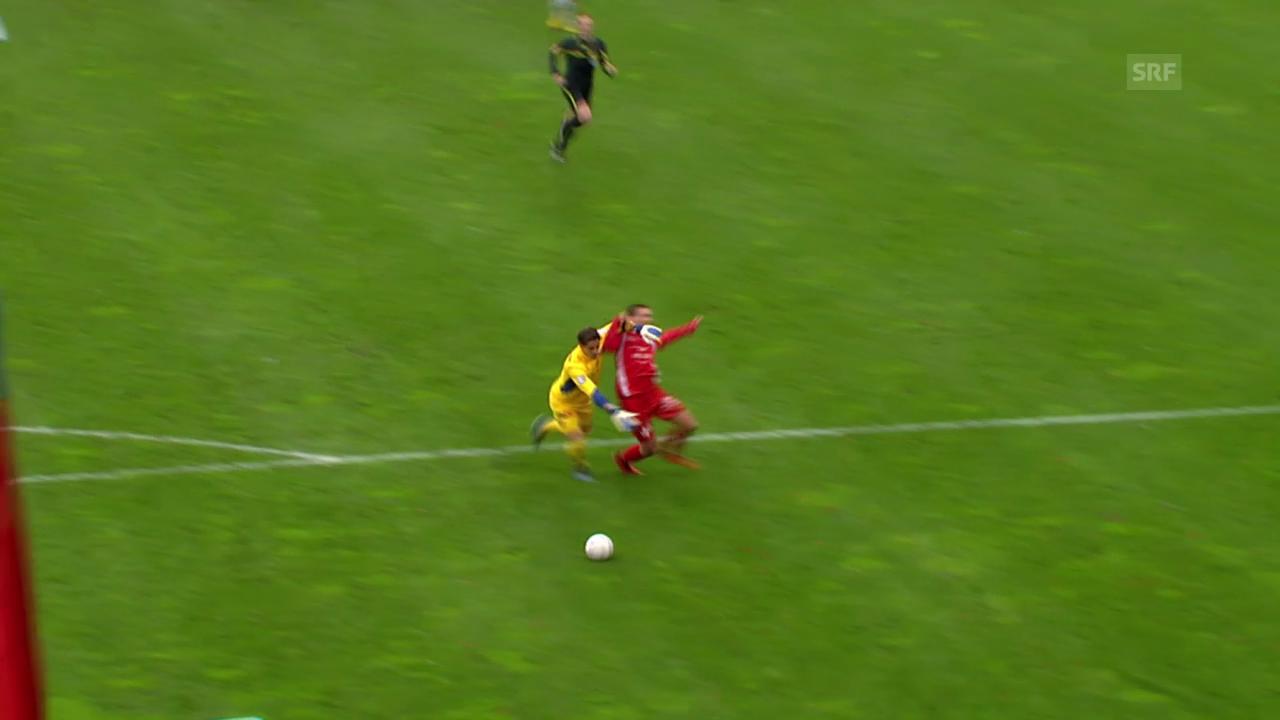 Fussball: Vorschau auf die Cup-Partie Winterthur - Basel
