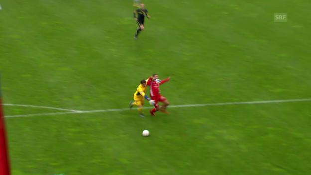 Video «Fussball: Vorschau auf die Cup-Partie Winterthur - Basel» abspielen