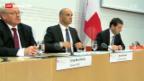 Video «Berset will Finanzierung von AHV und 2. Säule sicherstellen» abspielen