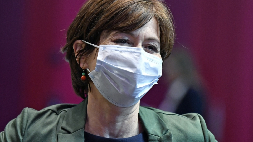 Regula Rytz: «Ein Misstrauensvotum gegenüber Viola Amherd»