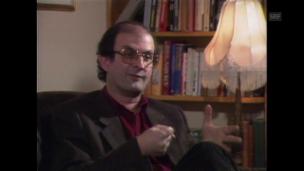 Video «Mörderische Kontroverse um die «Satanischen Verse» (Rundschau, 21.02.1989)» abspielen