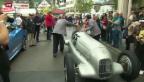 Video «Legendärer Silberpfeil am Klausenrennen» abspielen
