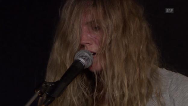 Video «Camilla Sparksss - Eintauchen ins Wilde» abspielen