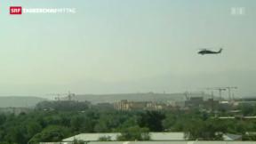 Video «US-Botschaften aufgrund Terrorwarnung geschlossen» abspielen