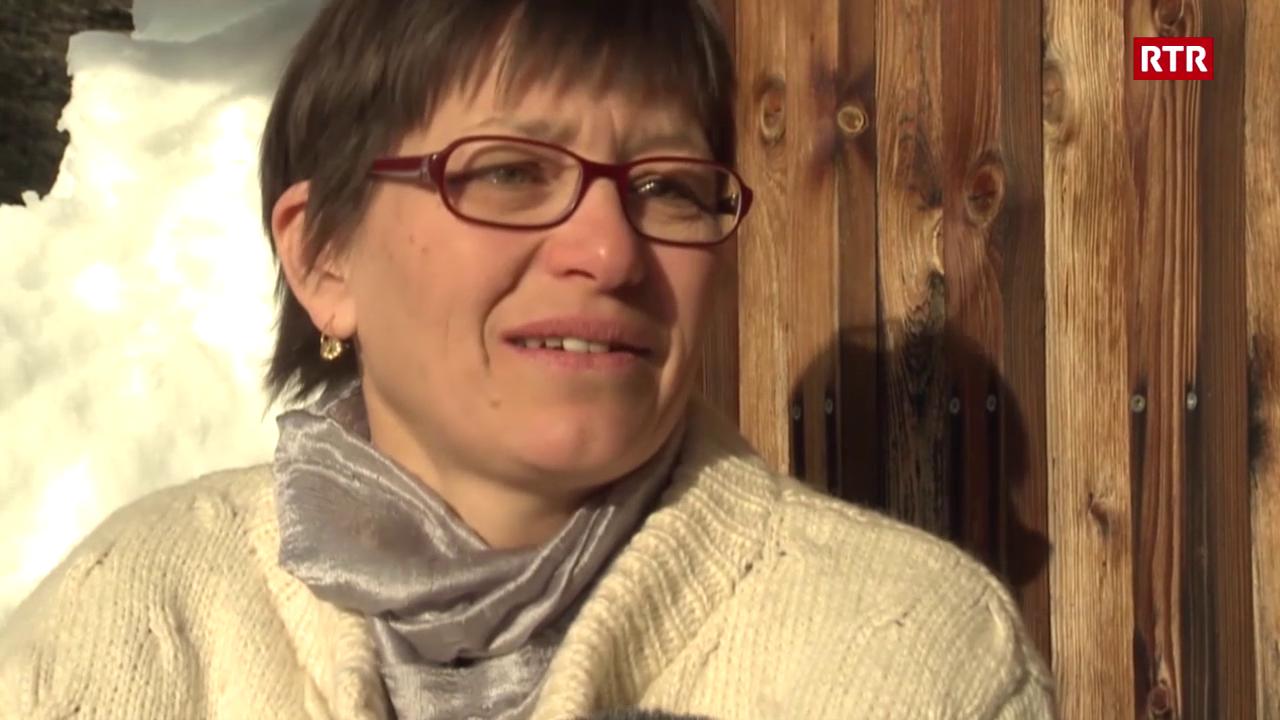 Anna Barla Buchli, Sent