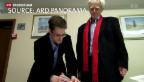 Video «Neue Entwicklung im Fall Snowden» abspielen