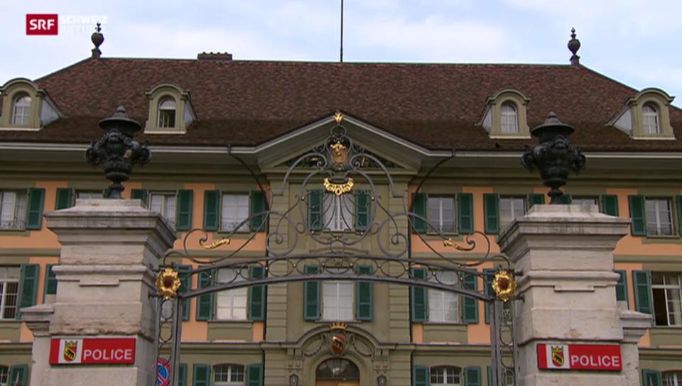 Berner Kantonspolizei unter Filzverdacht
