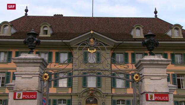 Video «Berner Kantonspolizei unter Filzverdacht» abspielen