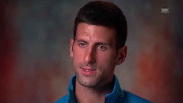 Video ««Murray ist auf einer Mission» (engl.)» abspielen