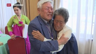 Video «Treffen voller Emotionen» abspielen