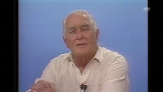 Video «Biggs zu seiner Zeit in Brasilien (englisch)» abspielen