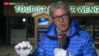 Video «Studiogast Bernhard Russi im Gespräch, Teil 3» abspielen