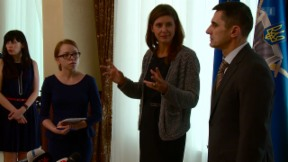 Video «Die Suche nach den Janukowitsch-Milliarden» abspielen