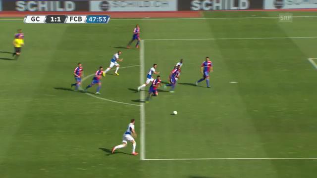 Highlights GC - Basel («sportlive»)