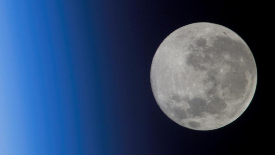 Der Mond – Unser Tor ins All