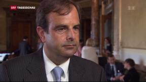 Video «Wo steht die CVP bei der Umsetzung der MEI?» abspielen